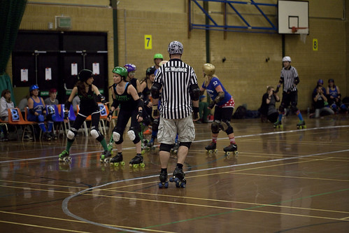Roller Derby 076 | by neonbubble