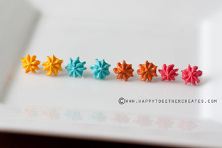 Dimensional Earrings Tutorial | by ohsohappytogether