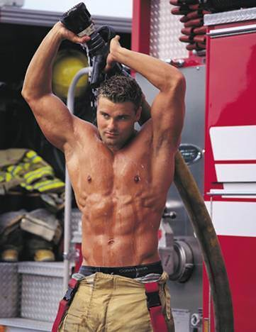 13 Firefighter ITS Hosin Time and Im really HOT for YA ...