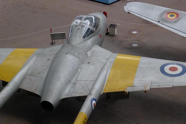 de Havilland D.H.100 Vampire