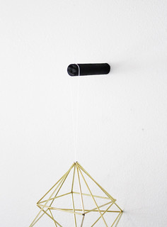 minimal wall hook DIY | by AMM blog