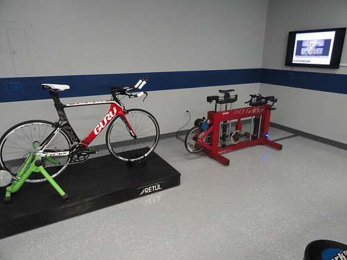T3 MultiSport Pro Fit Bike Fit Studio