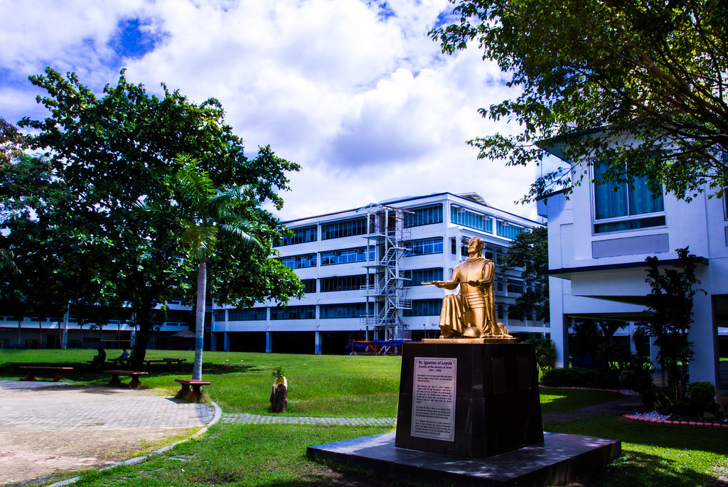 ateneo de davao university Researchgate is a network dedicated to science and research connect, collaborate and discover scientific publications, jobs and conferences all for free.