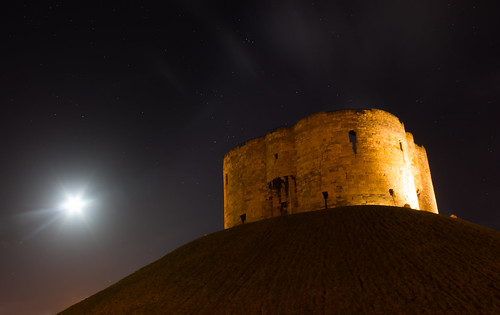 Clifford's Tower | by snowyturner
