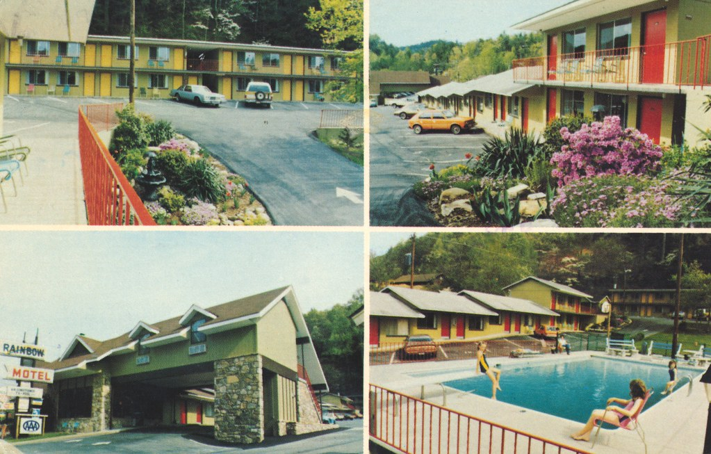 Rainbow Motel - Gatlinburg, Tennessee