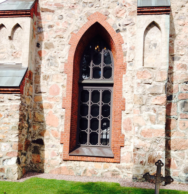 St. Laurent's medieval church, Vantaa, Finland  (1450's)