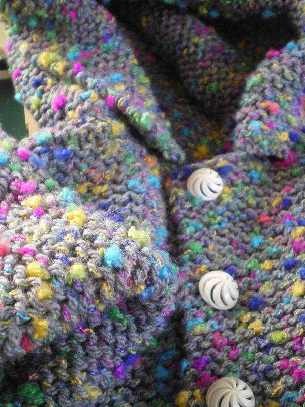 Mon tricot du moment#2