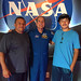 NASA training benefits Española youth