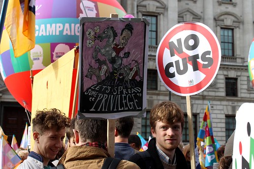 UK - London (Trade unions march against cuts) | by xpgomes12