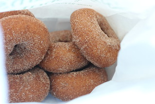 Apple Cider Doughnuts | by nycblondieandbrownie
