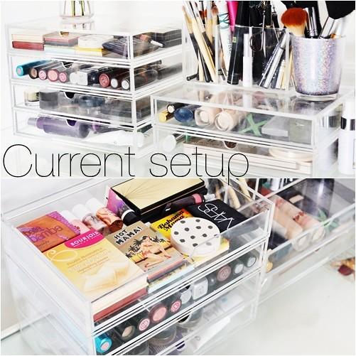 Muji makeup storage | by makeupsavvycouk Muji makeup storage | by makeupsavvycouk & Muji makeup storage | makeupsavvycouk | Flickr