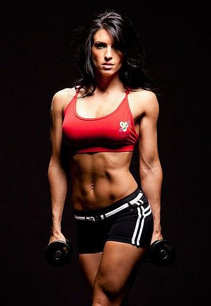 Muscular girls foto 70
