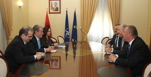 WIPO Director General Meets Albania's Prime Minister | by WIPO | OMPI