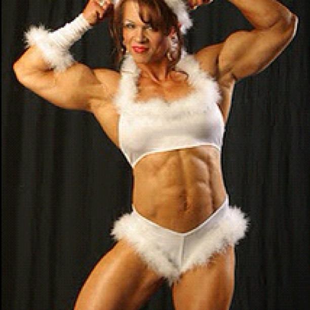 muscle #muscles #femalemuscle #bodybuilder #bodybuilding … | Flickr