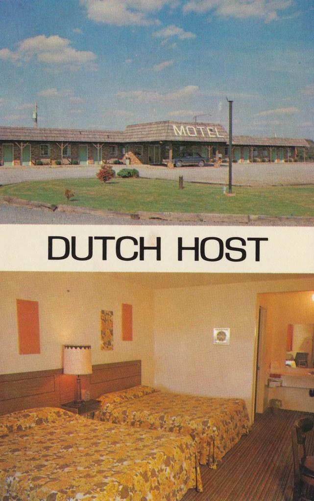 Dutch Host Motel - Sugarcreek, Ohio