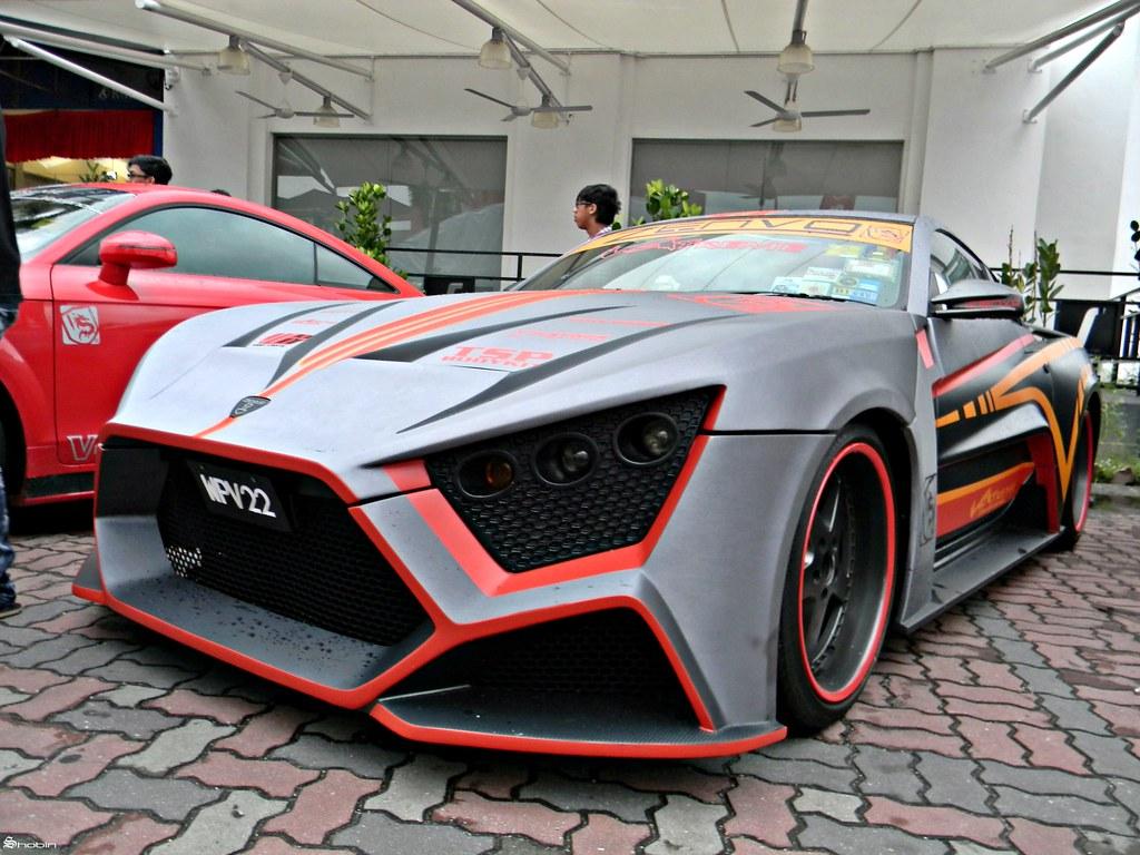 New Car Finder >> zenvo st1 replica | base car is a nissan 350z | shobin 05 | Flickr
