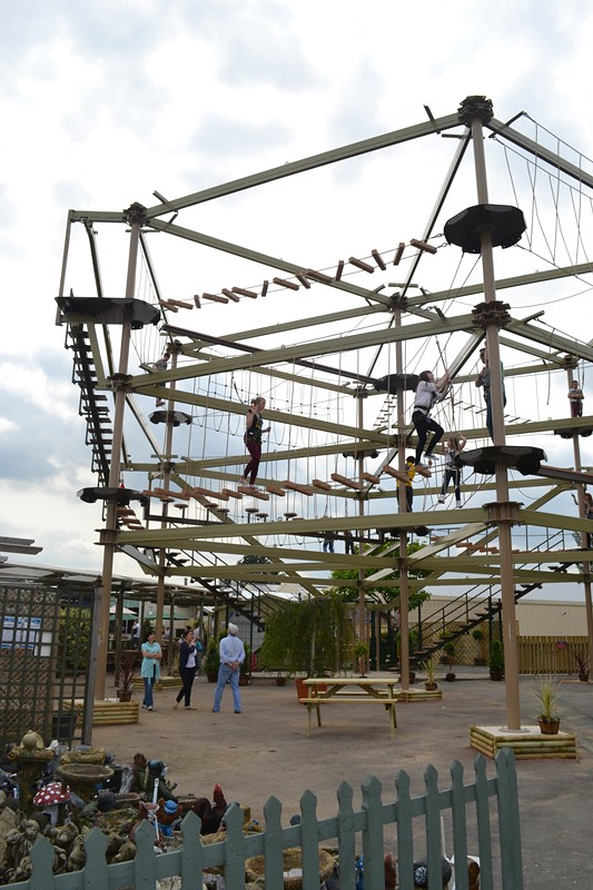 Marvelous Sky Trail High Ropes Course Navigator Planters Garden Cen  Flickr With Goodlooking History Of Covent Garden Besides Garden Bench Cushions  Seater Furthermore Franklin Gardens With Easy On The Eye London Open Gardens Also Isle Of Wight Garden Centres In Addition Uk Garden Trees And Fonthill Garden Centre As Well As Garden Brick Walls Additionally Burger Restaurants In Covent Garden From Flickrcom With   Goodlooking Sky Trail High Ropes Course Navigator Planters Garden Cen  Flickr With Easy On The Eye History Of Covent Garden Besides Garden Bench Cushions  Seater Furthermore Franklin Gardens And Marvelous London Open Gardens Also Isle Of Wight Garden Centres In Addition Uk Garden Trees From Flickrcom