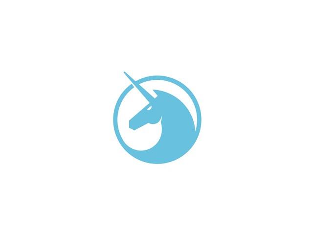 Unicorn Logo [Work in Progress] | via Dribbble/Popular bit