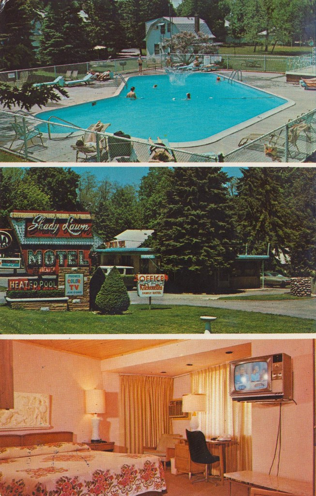 Shady Lane Motel - Lake Geneva, Wisconsin