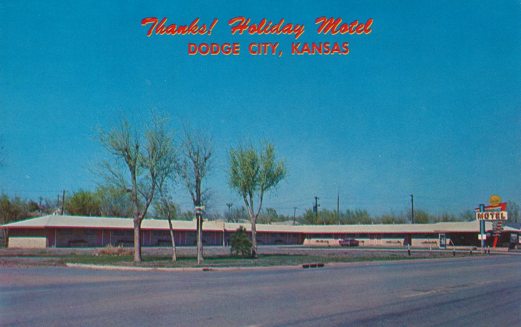 Holiday Motel - Dodge City, Kansas
