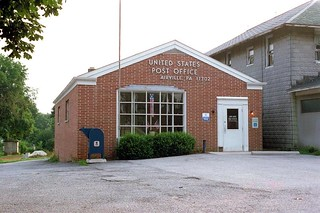 Airville, PA post office | by PMCC Post Office Photos
