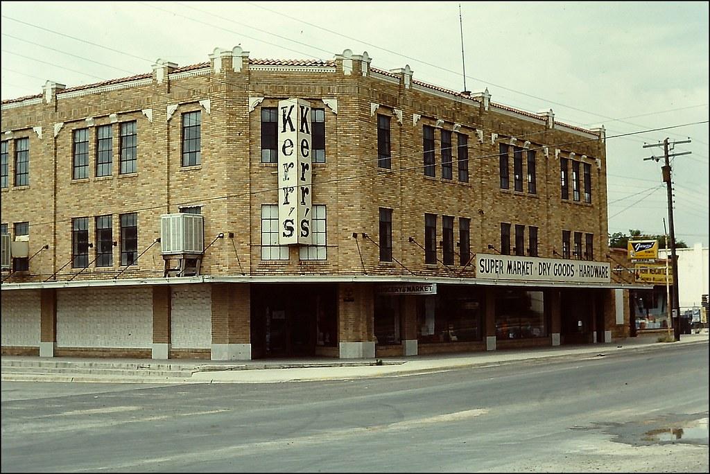 Kerr S Mercantile 1982 Sanderson Texas Jay Phagan