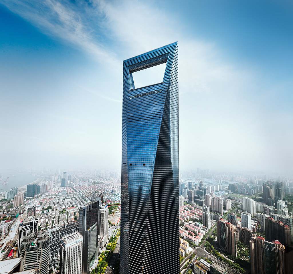 Shanghai World Financial Center Pfn Photo Flickr