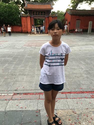 台南孔廟老街