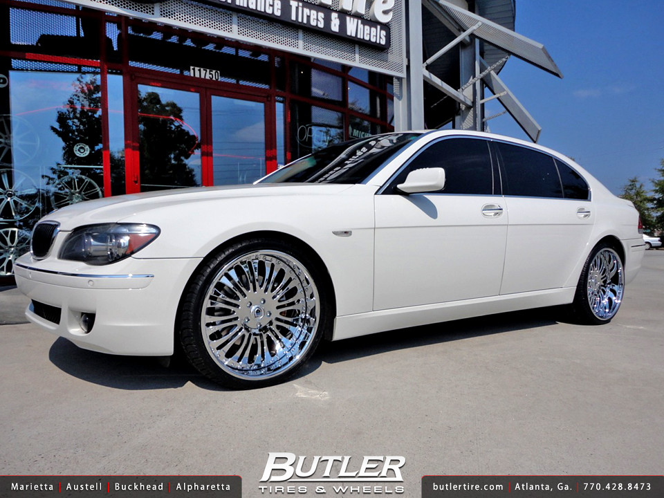 BMW 750Li with 22in Asanti AF137 Wheels  Additional Picture  Flickr