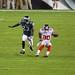 NY Giants WR Victor Cruz vs Philadelphia Eagles
