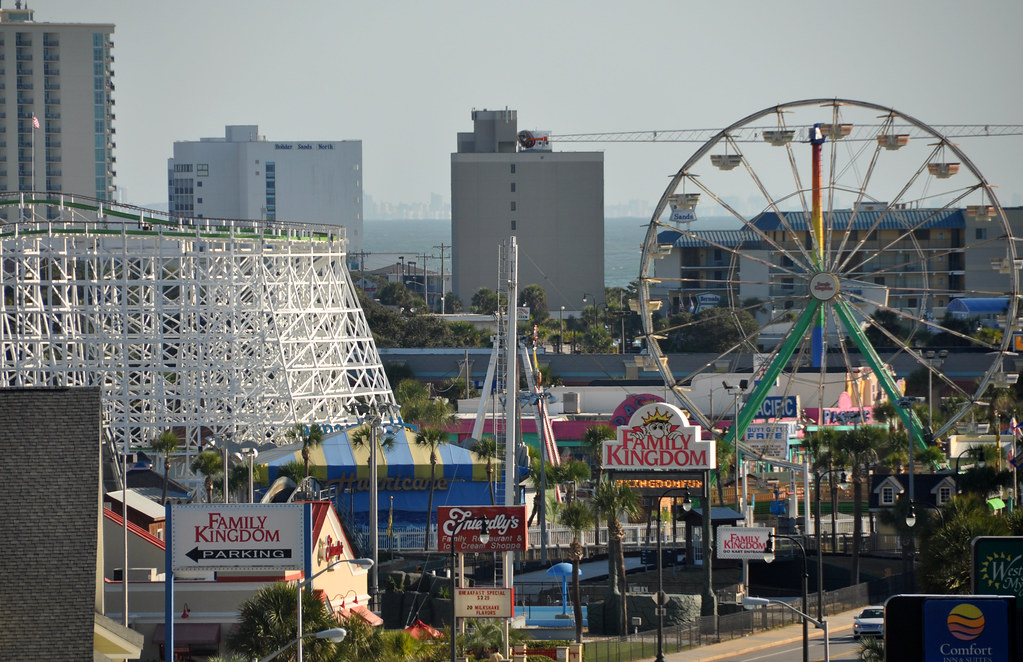 Myrtle Beach Sc Hotels Ocean View