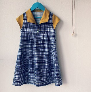 Hannah Dress | by Groovybaby and mama