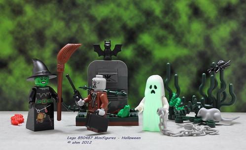 Lego 850487 Minifigures - Halloween | Lego 850487 ...