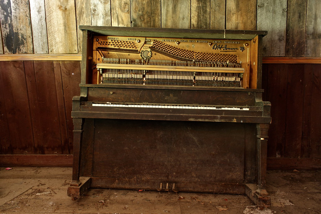 piano in the saloon best part of frontier town the