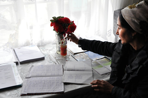 Tajikistan's district task forces have become a key resource in helping vulnerable citizens, particularly rural women | by Say NO - UNiTE