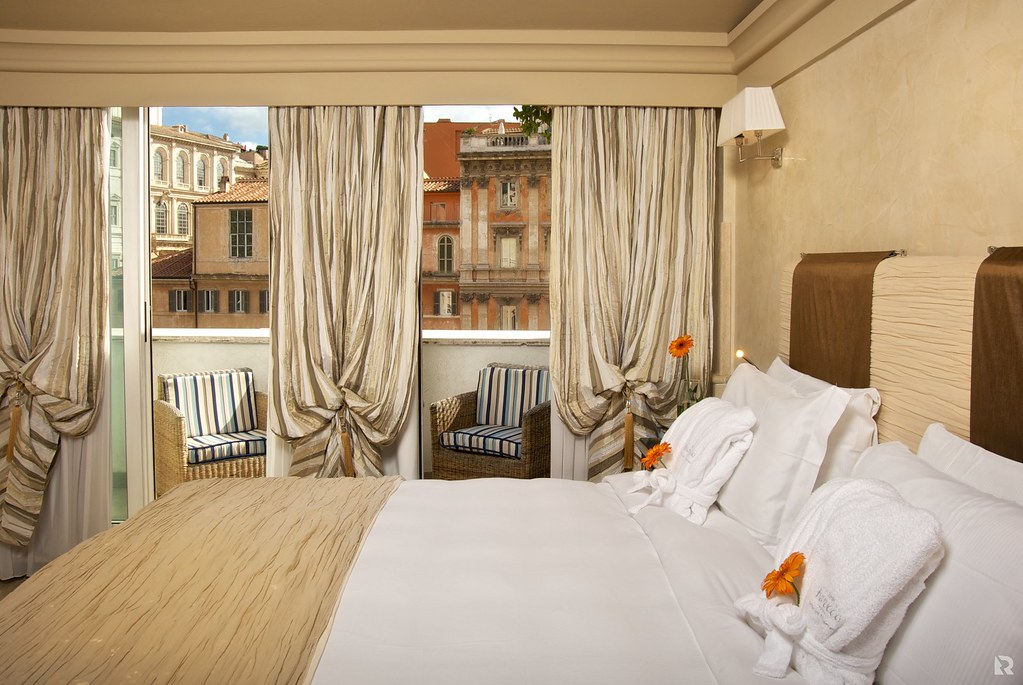 Hotel Barocco Rome