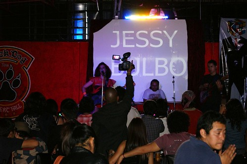 Jessy Bulbo @ Black Dog, Qro!