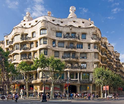 La Pedrera - Barcelona Private Tours