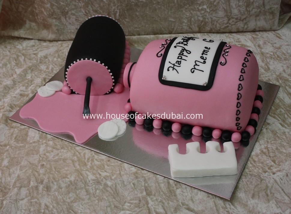 Cake Nail Art Design : nail polish cake Irena Flickr