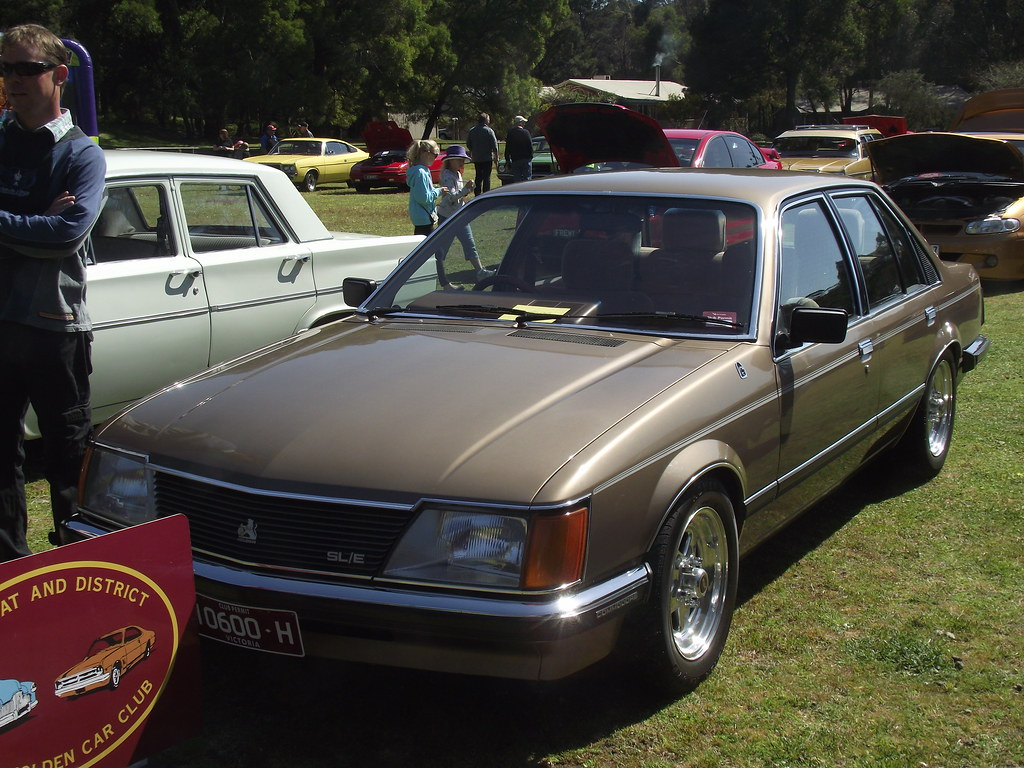 1982 Holden Vh Commodore Sle V8 Nice Holden Vh Commodore