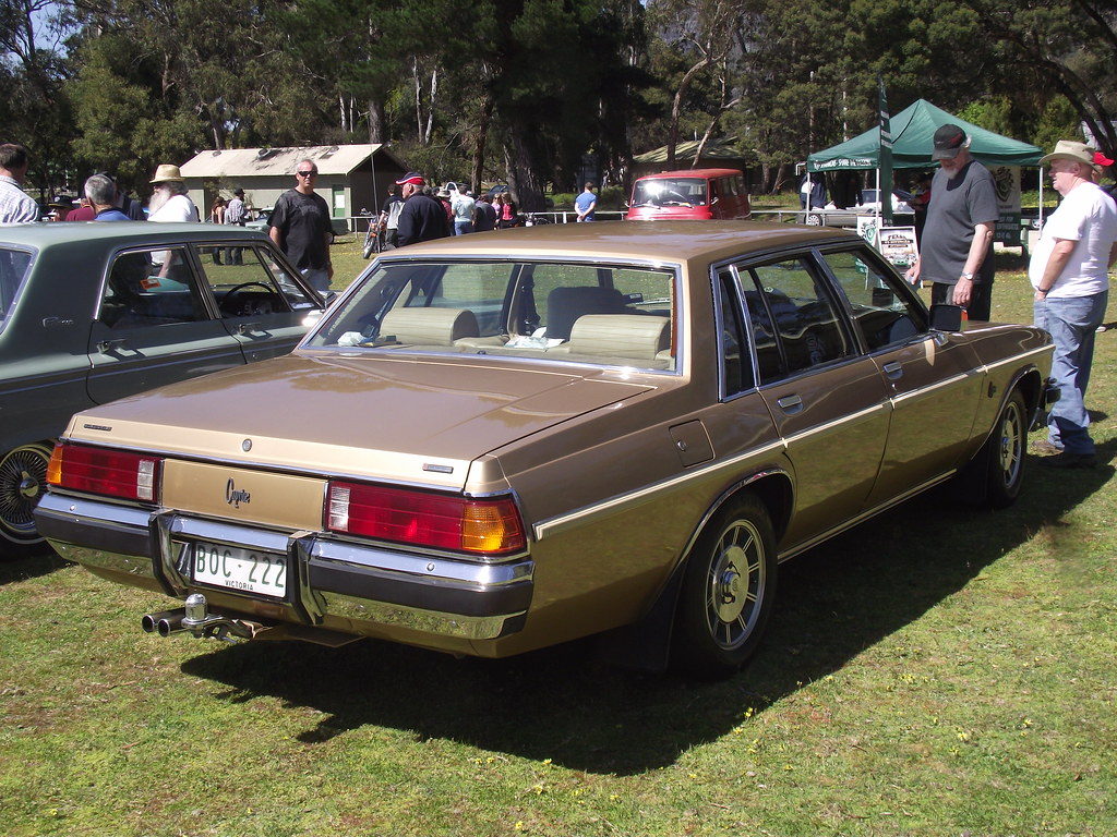 1981 Holden Wb Statesman Very Nice Wb Statesman In A