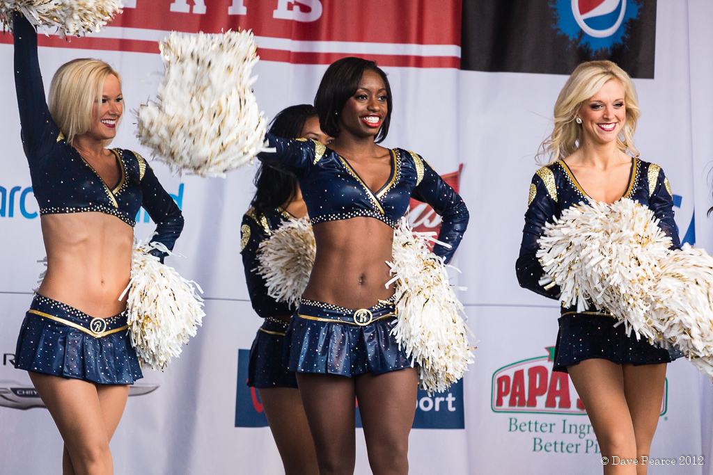St Louis Rams Cheerleaders Dave Pearce Flickr