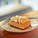 Pumpkin Cheesecake Bar at Semisweet Bakery, Downtown Los Angeles