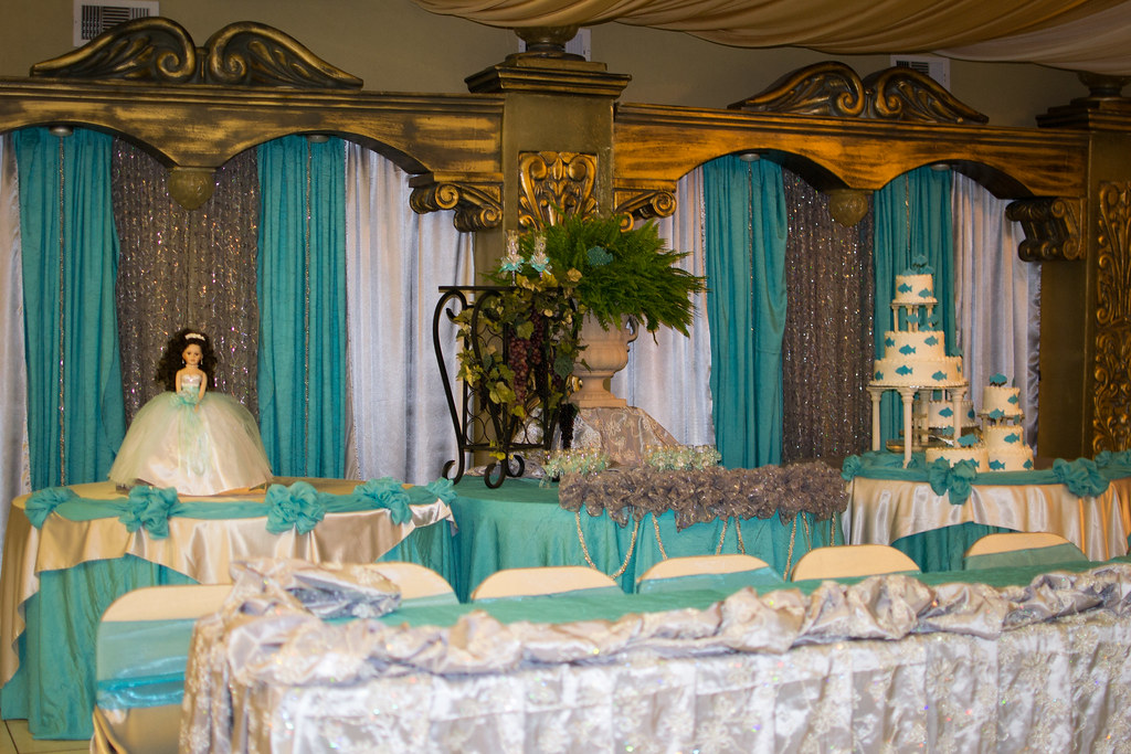 Rincon Real Reception Hall Quinceanera Aqua 29