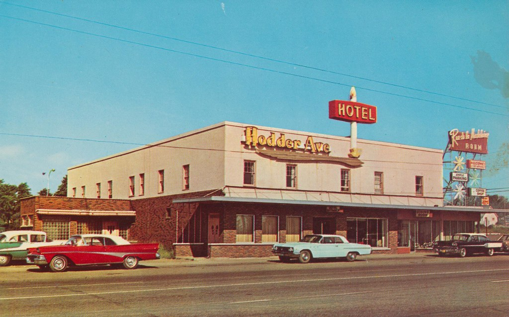 Hodder Ave. Motel - Port Arthur, Ontario