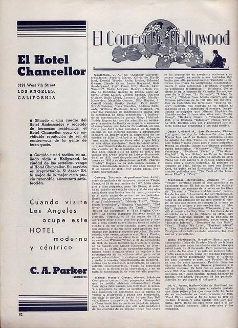 Cinelandia, Tomo XI Nº 1, Janeiro 1937 - 62