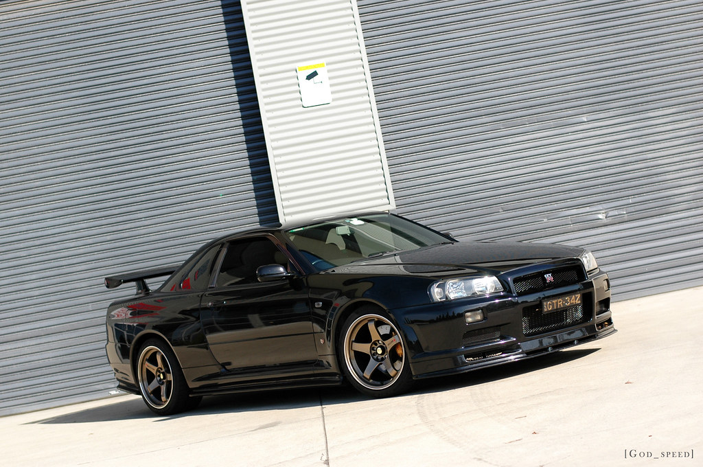 2000 Nissan Skyline R34 Gt R Photo From Back In 2011 For M Flickr