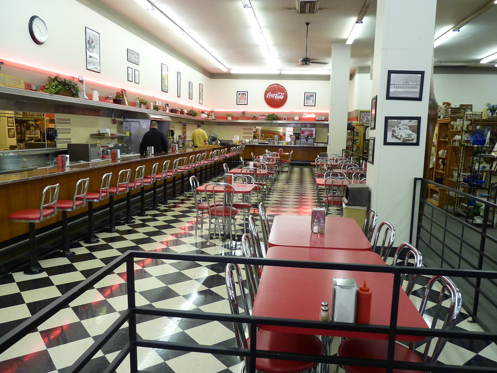 Old Woolworth S Lunch Counter Paul Narvaez Flickr