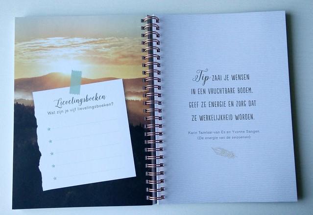 Inspirerend leven notebook 2