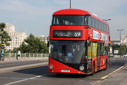 Arriva London South LT741 LTZ1741